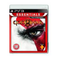God Of War III essentials PS3 games at Rs 759 only