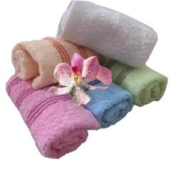 Alluring Terry Face Towel Set