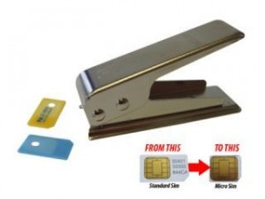 Sim cutter for Rs. 48 only