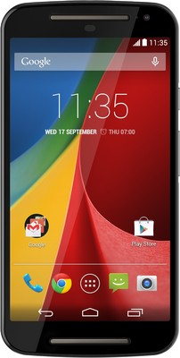 Buy NEW Motorola Moto G (2nd Gen) (Black or white, with 16 GB, 5inch HD screen, 8MP, Dual SIM, 1GB RAM) @ 12999 only at Flipkart
