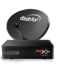 Discount DishTV HD or SD Connection
